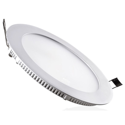 Downlight de led circular extraplano 220v 20w blanco fr o - Led para halogenos ...