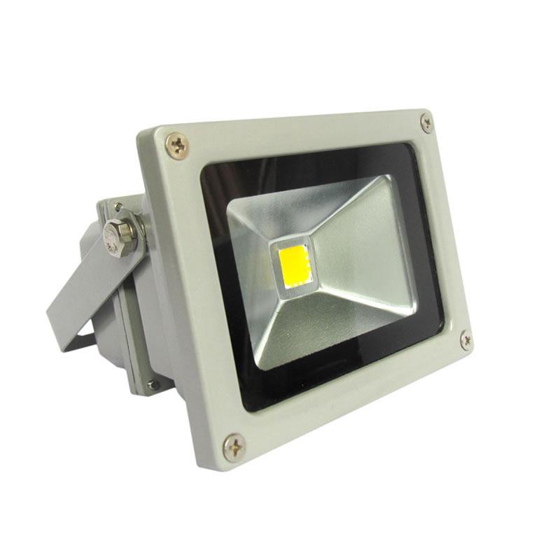 Foco de led 10w para exterior zuriaga electr nica for Foco led exterior 10w